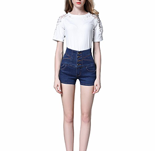 TieNew Marine Bleu Femme Jeans TieNew Jeans xaS7q0qZ