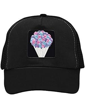 Unisex Skull Balloon Adjustable Classic Hiphop Hat Baseball Cap Snapback Dad Hat