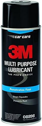 3M Multi Purpose Spray Lubricant, 08898, 10.5 oz