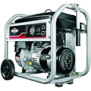 Briggs & Stratton 30547, 3500 Running Watts/4375 Starting Watts, Gas Powered Portable Generator(Discontinued by...