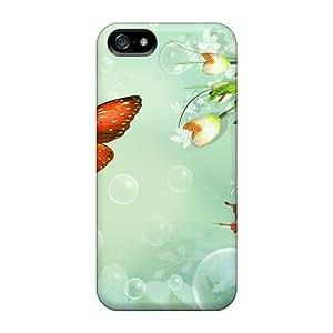 For HTC One M7 Phone Case Cover Fashion Design Floral Distinction Cases-sUu30554cmTX