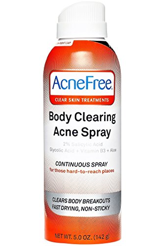 Acne On Body Treatment - 1