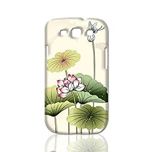Butterfly Flying 3D Rough Case Skin, fashion design image custom, durable hard 3D case cover, Case New Design for Samsung Galaxy S3 I9300 , By Codystore