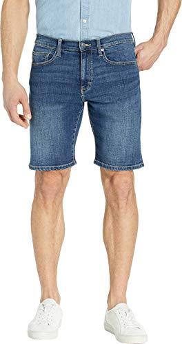Chaps Men's Five-Pocket-Denim Shorts Blue 40 ()
