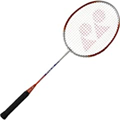 This YONEX B-350 badminton racquet is a great choice for recreational players and beginners honing their skills. The 2-piece construction features a durable steel frame, low-torsion steel shaft and a large sweet spot for more accurate shots. ...