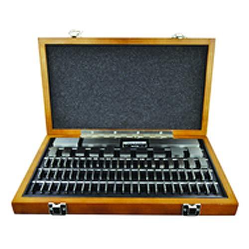 36 Piece Gage Block - Rectangular Gage Block Set - Model 2672060-36 Pieces - Grade B - Steel