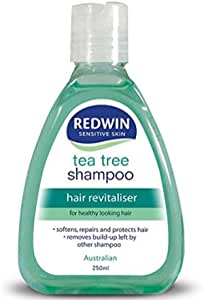 Redwin Tea Tree Shampoo, 250 milliliters