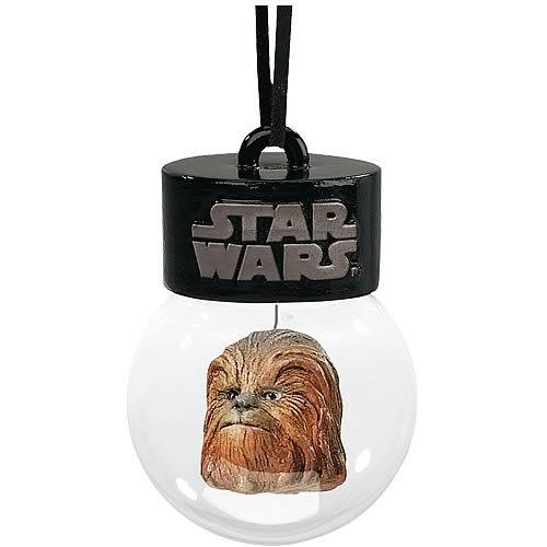 Star Wars Chewbacca Holiday Waterball ()