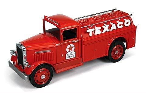 1934 Red Texaco 2010 No 7-23 Ertl Regular Edition GMC Tanker Truck Coin Bank