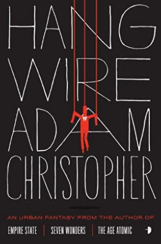 book cover of Hang Wire