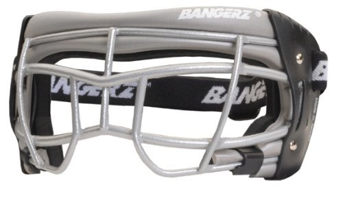 Bangerz Sportz HS3700SS Field Hockey Goggle - Silver Padding