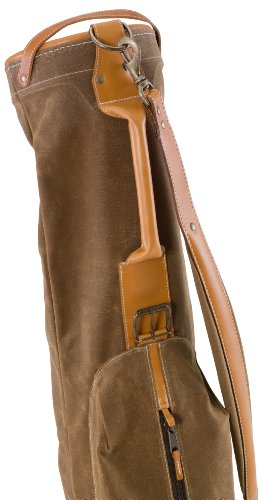 BELDING American Collection Vintage Golf Carry Bag, 7-Inch, Tan by BELDING (Image #2)
