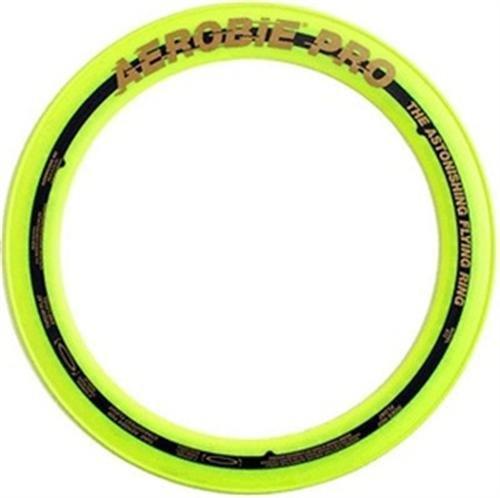 Superflight Aerobie Pro Flying Ring, Yellow