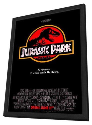 Jurassic Park - 11 x 17 Framed Movie Poster