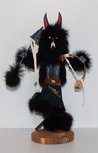 9 INCH Wolf Kachina Wolf Kachina