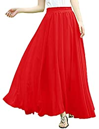 Amazon.com: Reds - Skirts / Clothing: Clothing, Shoes & Jewelry