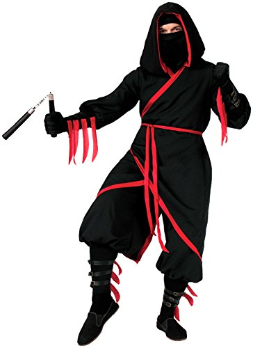Men's Rogue Ninja Costume,