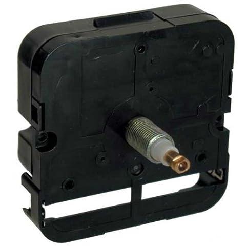 Takane Mini Quartz High Torque Extra Spacing Clock Movement - Choose a Size (High Torque Quartz Movement)