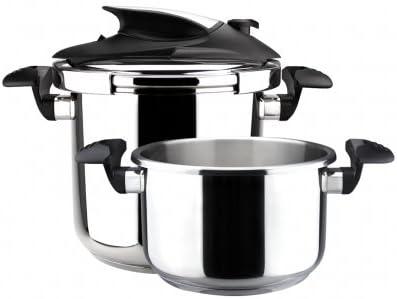 magefesa nova stainless steel pressure cooker