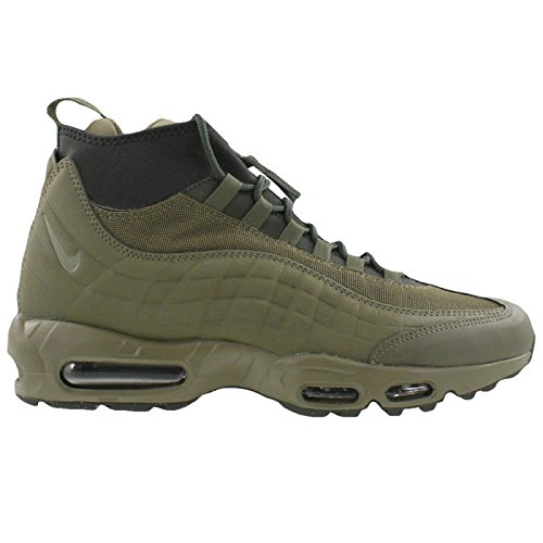 NIKE Air Max 95 Sneakerboot Men's Boot (Olive) (12) ()