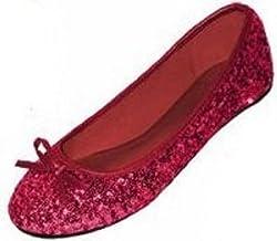 Women's Studded Almond Toe Suede Flats