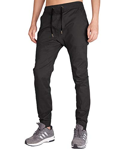 Pants Sport Chino Homme Tourbe Pantalons Jogging Gris Italy Fit Slim Casual Morn OqzwUH7cTH