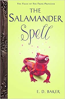 Book The Salamander Spell (Tales of the Frog Princess) (Welsh Edition)