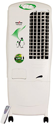 Kenstar Vibrant 20-Litre Air Cooler (White)
