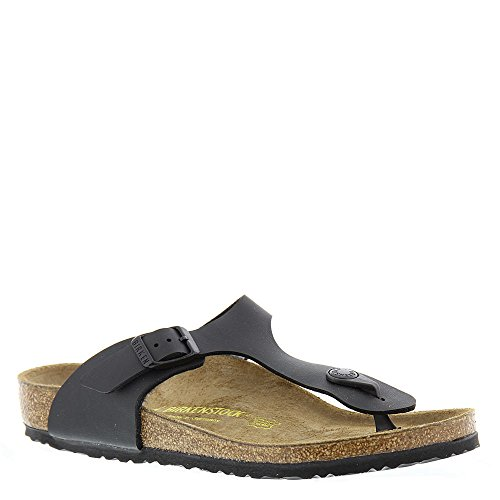Birkenstock Gizeh Heritage Girls' Sandal 33 M EU Youth Black