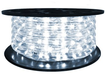 Amazon brilliant 120 volt led rope light 65 feet home brilliant 120 volt led rope light 65 feet aloadofball