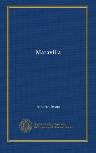 Maravilla (Spanish Edition)