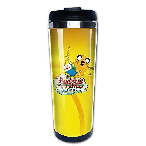 Texhood Adventure Time Custom Cool Stainless Steel Insulation Travel Mugs 400ml (Gosling Ryan Shades)