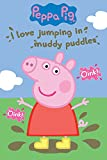 Peppa Pig - TV Show Poster/Print (Muddy Puddles) (Size: 24 inches x 36 inches)