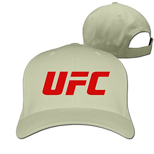 Price comparison product image Logon 8 Geek UFC Competition Cap Hat One Size Natural You Can