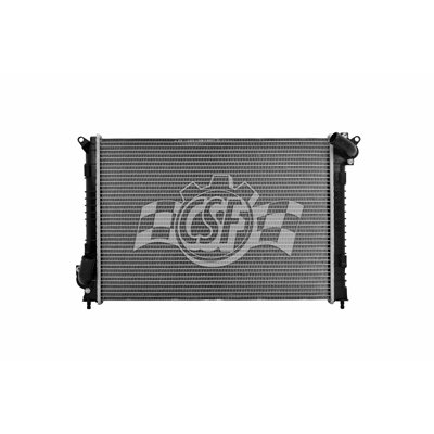 MAPM Premium Quality RADIATOR; S-MODEL by Make Auto Parts Manufacturing