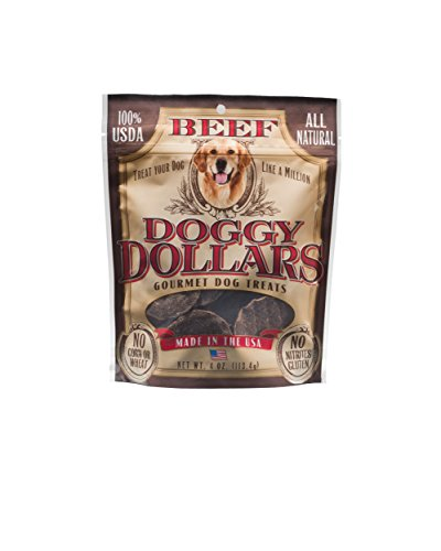 Doggy Dollars, 4-Ounce Pouches (Pack Of 4)