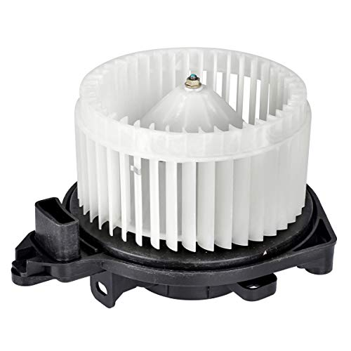 FAERSI HVAC Plastic Heater Blower Motor with Fan Cage Compatible with 2005-2015 Toyota Tacoma Replaces#87103-04043 615-50129 700188