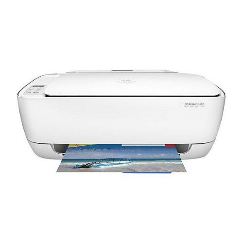 HP F5S57A#B1H DeskJet 3630 All-in-One Printer (F5S57A) w/Ink Bundle