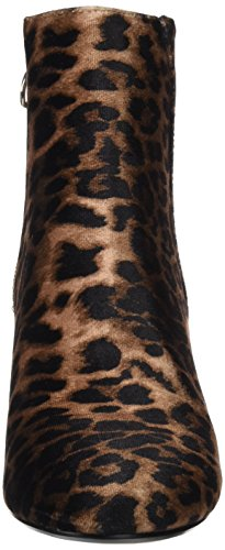 MTNG Women's Flash Boots Brown (Leopard Marron) SJyYW