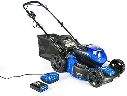 Amazon.com: Kobalt - Cortacésped eléctrico sin escobillas ...