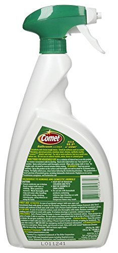 Comet Bathroom Cleaner Spray 32 Oz 2 Pk Buy Online