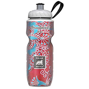 Polar Bottle Insulated Water Bottle (20-Ounce) (Bandana)
