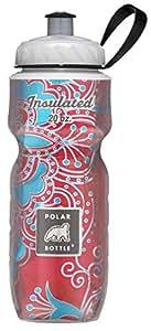 Polar Bottle Insulated Water Bottle (20-Ounce) (Bandana)