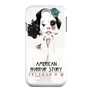 T-TGL(RQ) Custom Horror Story Pattern Protective Phone Case for Samsung Galaxy S4 I9500