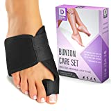 Bunion Splints Bunion Corrector - Bunion Brace for Hallux Valgus Bunion Pain Relief - Big Toe Straightener Bunion Splint - Corrector Bunion