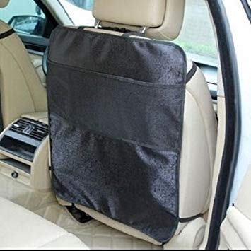 Car Seat Back Protector Cover For Children Kick Mat Mud Clean Accessories