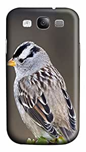 Little Sparrow Custom Samsung Galaxy S3 I9300 Case Cover ¨C Polycarbonate