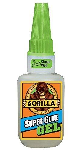 Gorilla Glue Super Glue Gel 15g by qwikfast