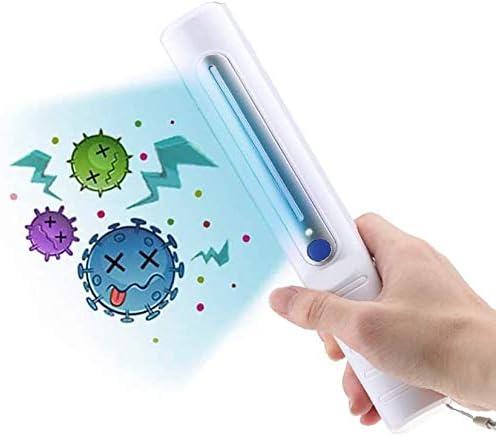 Lámpara UV-C - Esterilizador contra Ácaros y Mata un 99% de Bacterias Conocidas