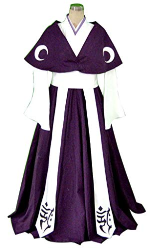 Mtxc Women's Tsubasa: Reservoir Chronicle Cosplay Costume Tomoyohime Size XXXL-Plus Purple ()